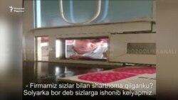 Япониялик сайёҳлар тушган автобус Қашқадарёда соляркаси тугаб тўхтаб қолди