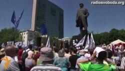 Сепаратисти заявляють, що виборів 25 травня на Донеччині не буде