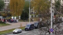 Doctors Detained In Minsk To Prevent Protest Rally