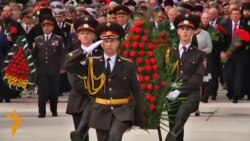 Odesa Pays Tribute To World War II Heroes