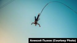 Прыжок с веревкой. Хабаровск. Клуб Droprope
