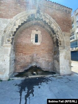 Marea Moscheea din Adana (1541), detaliu
