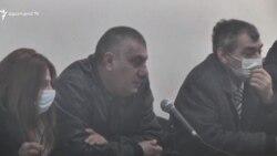 Ըստ Փոստանջյանի` իր պաշտպանյալներ Բիլյանն և Պավլիկ Մանուկյանը հանուն Արցախի էին գրավել ՊՊԾ գունդը