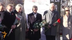 Russians Remember Stalin's Victims