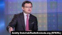 Дмитро Кулеба, міністр закордонних справ України