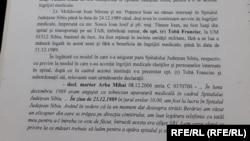 Dosarul Revoluției de la Sibiu