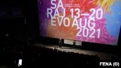 Festivali i Filmit në Sarajevë.