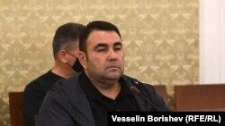 Павел Стоименов по време на заседанието на комисията за ревизия на ГЕРБ, 10 май 2021 г.