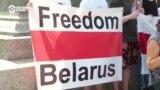 В Грузии почтили память погибших после начала протестов в Беларуси