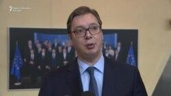Vučić: Pred Srbijom težak period u odnosu sa Kosovom