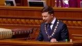 Yeni Ukrayna prezidenti:Kabinetlərinizdə mənim foto və portretlərimi asmayın
