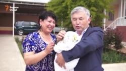 Любовь киргиза и узбечки устранит все конфликты