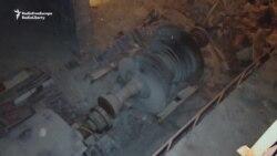 Adânc înăuntrul ruinelor radioactive de la Cernobîl