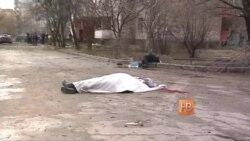 В Донецке под обстрел попала больница, есть погибшие и раненые
