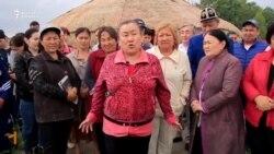 Туладагы кыргыздар Жээнбековго кайрылды