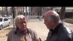 Приднестровцы о событиях на Украине и в Крыму