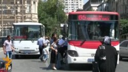 Yay mövsümünə hazır olmayan Bakı avtobusları