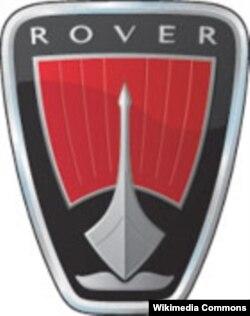 Найноўшы варыянт лягатыпу Rover