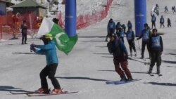 Pakistan's First-Ever International Snowboarding Festival Concludes In Swat Valley