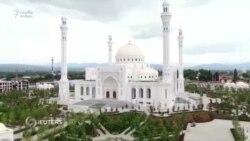 Çeçenistanda Avropanın ən böyük məscidi