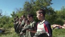 Детство, лето и война