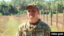 Юрій Байдич, перший заступник начальника відділу прикордонної служби «Добрянка»