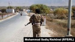 افغان عکسر په ارغنداب کې د عملياتو پر مهال. عکس-ارشېف