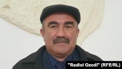 Валиназар Ғоибов, сарпизишки шифохонаи шаҳри Истиқлол