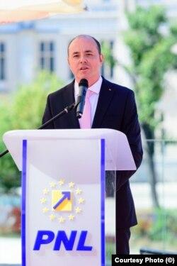 Alexandru Muraru, deputat PNL