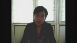 Excerpt of Klara Kabilova's video statement