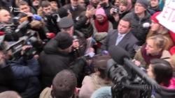 Активісти в центрі Києва вимагають знайти вбивць юристки Ноздровської (відео)