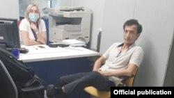 Суд заарештував Сухроба Карімова без права звільнення під заставу