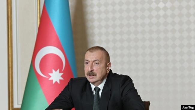 İlham Əliyev, 15 iyul 2020