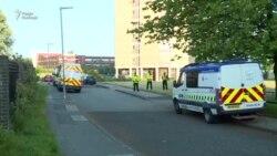 Задержания после теракта в Манчестере