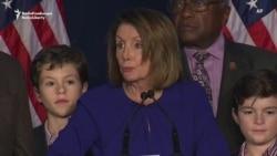 U.S. Democratic Leader Hails Retaking House Of Representatives