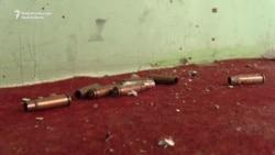 Devastation After Attack On Afghan Deputy's Home