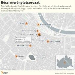 vienna shooting map infographic hun