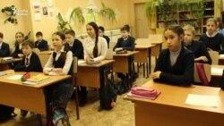 Алабуга мәктәбендә укучыларның күпчелеге татар телен сайлаган