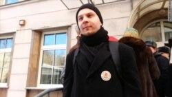 Владимир Акименков - о поданном заявлении