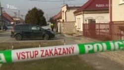 У Словаччині вбили журналіста-розслідувача і його подругу (відео)