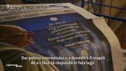 Campania electorală în Estonia: meme-uri, conturi și știri false