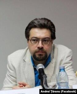 Romania - Andrei Țăranu