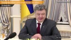 Порошенко обіцяє дати сепаратистам «по зубах»