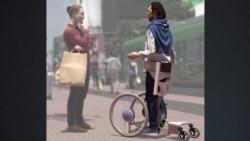 """""""Коляска 2.0"""". Как смогут технологии помочь людям с ограниченными возможностями"""