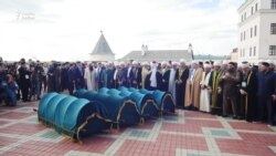 Казан кирмәнендә татар ханнары сөякләре җирләнде