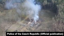 O privire înapoi la explozia din 2014 la un depozit ceh de muniție, în care ar fi implicați agenți ruși