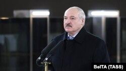 Олександр Лукашенко, Мінськ, 6 листопада 2020 року