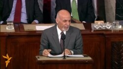 Afghan President Says Islamic State A Threat To Central Asia