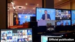Премиерот Зоран Заев денес учествуваше на Самитот на земјите од Западен Балкан