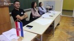 Glasanje za predsednika Hrvatske u Mostaru